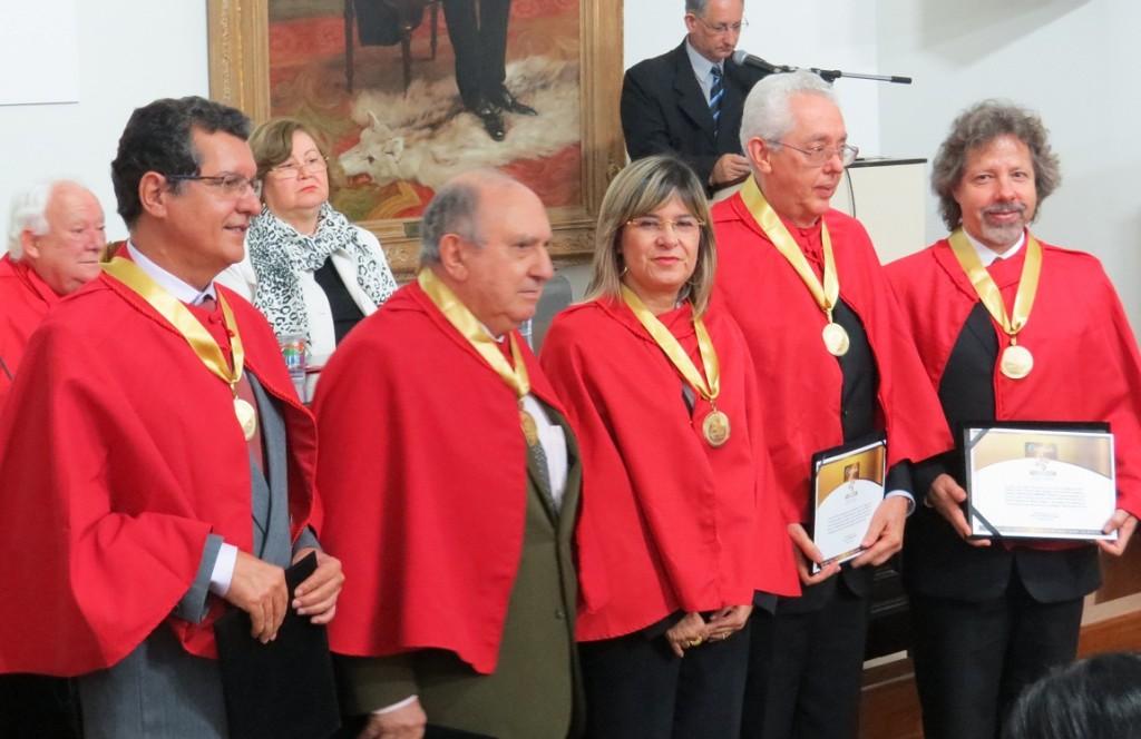 Academia Paulista empossa novos membros 1