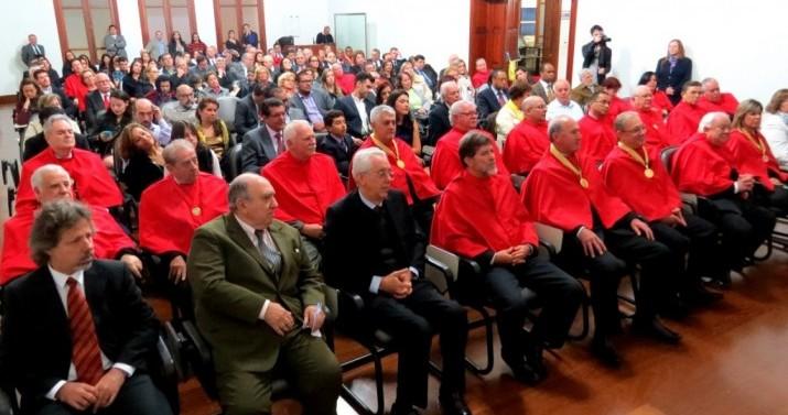 Academia Paulista empossa novos membros