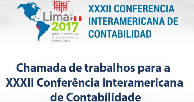 XXXII Conferência Interamericana de Contabilidade